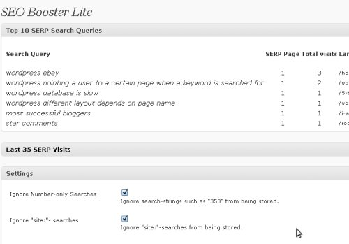 seo boster stats example