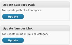 wordpress directory update category