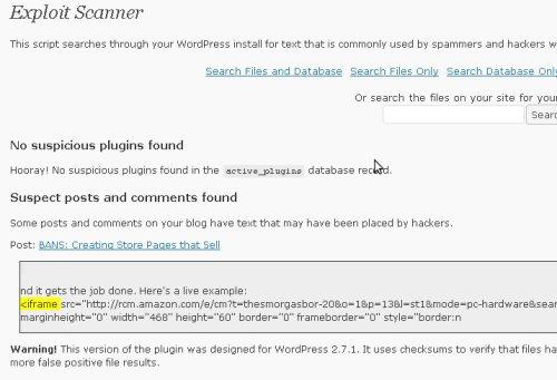 exploit-scanner-example
