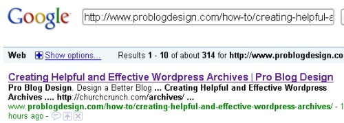 How to SEO Google Results 2