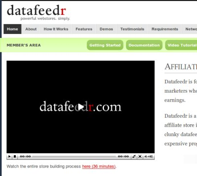 datafeedr-review-2011