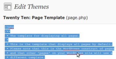 editing-page-template