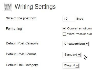 new-wordpress-3.2-writing-settings