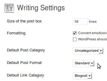 new-wordpress-3.2-writing-settings