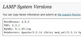 php-mysql-version-checker