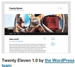 wordpress-2011-theme