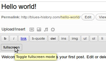 wordpress-3.2-fullscreen-mode