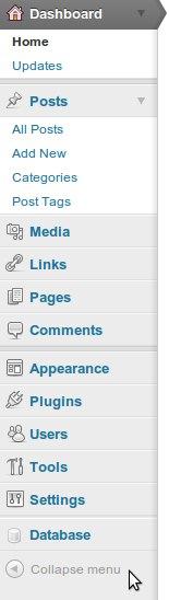 wordpress3.2-dashboard-admin