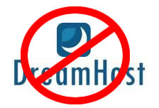 Is Dreamhost down?