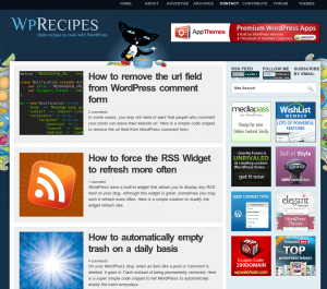 WP Recipes