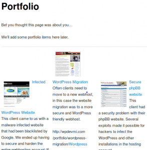 custom-post-type-portfolio-page