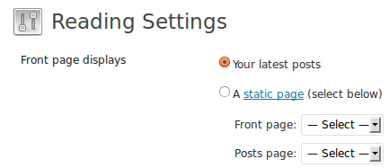 wordpress-settings-reading