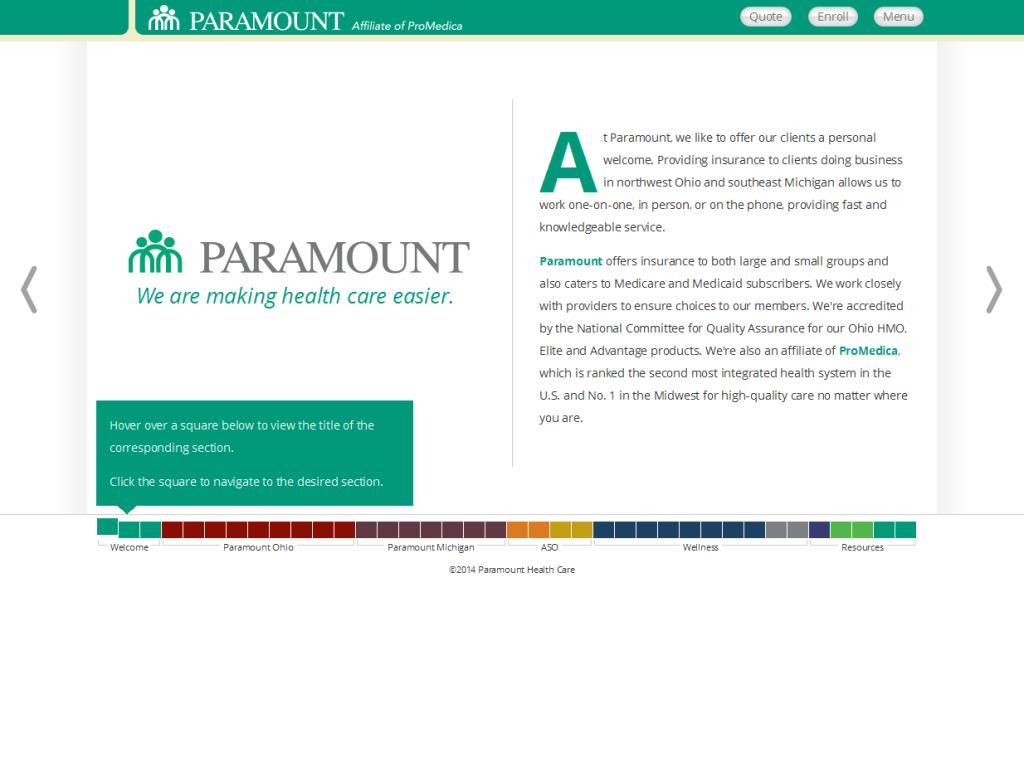 Paramount Digital User Guide