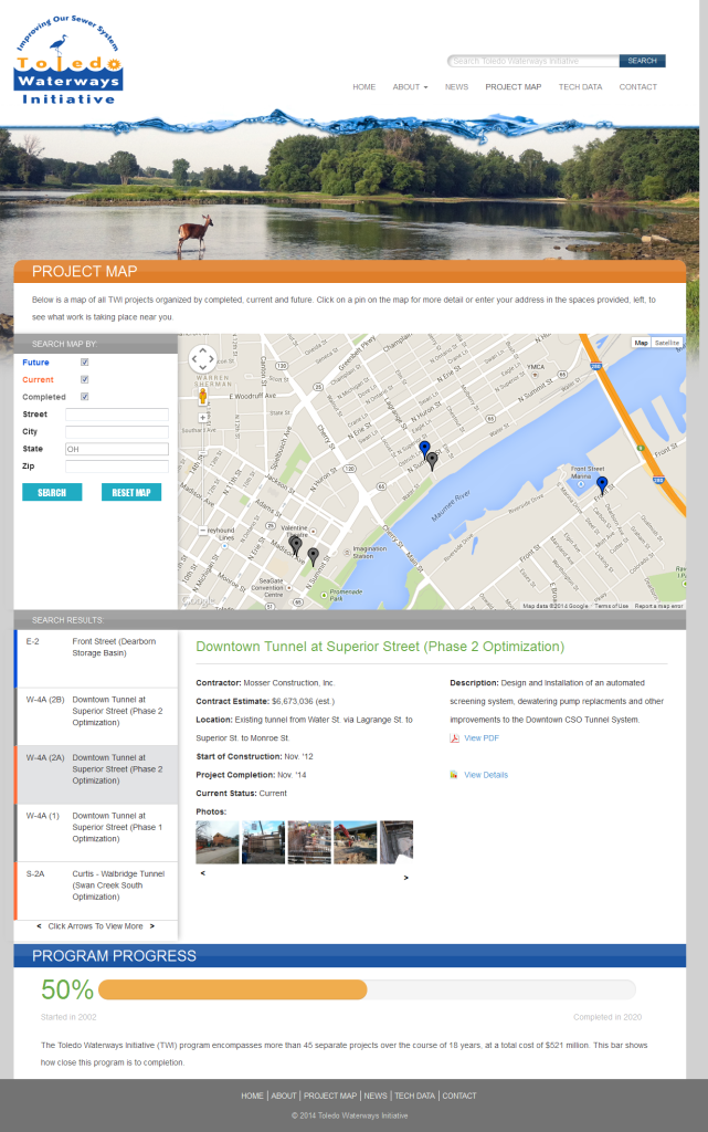 Toledo Waterways Initiative