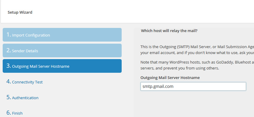 Postman SMTP WordPress email plugin